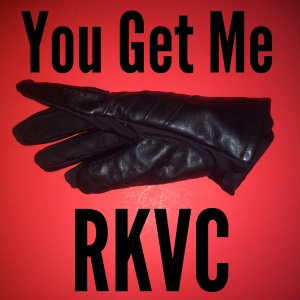 you get me, burglar, black leather glove, RKVC